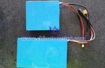 航空锂电池含高纯纳米W18O49图片