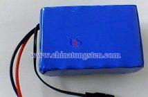 宽温锂电池用高纯纳米紫钨图片
