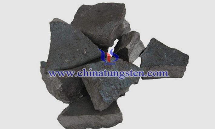 钨钼铁合金对钢性能有什么影响图片