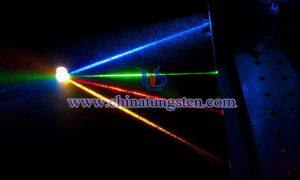 激光光源用钨铈电极图片
