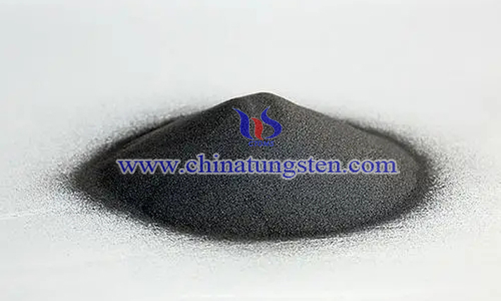 钨铜镍合金粉的制备方法图片